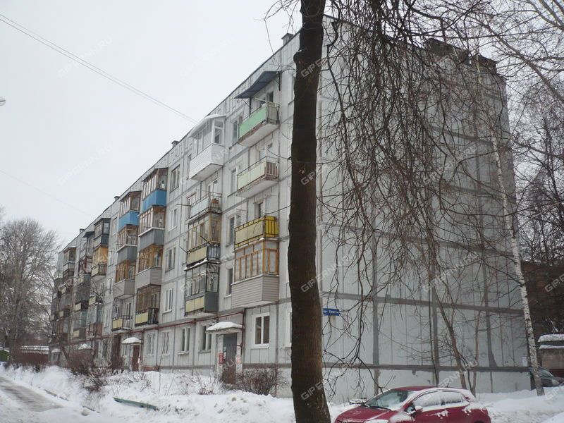 однокомнатная квартира на проспекте Гагарина дом 21 к3