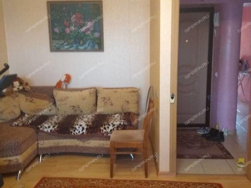 двухкомнатная квартира на улице Аллея Ильича дом 43а город Павлово