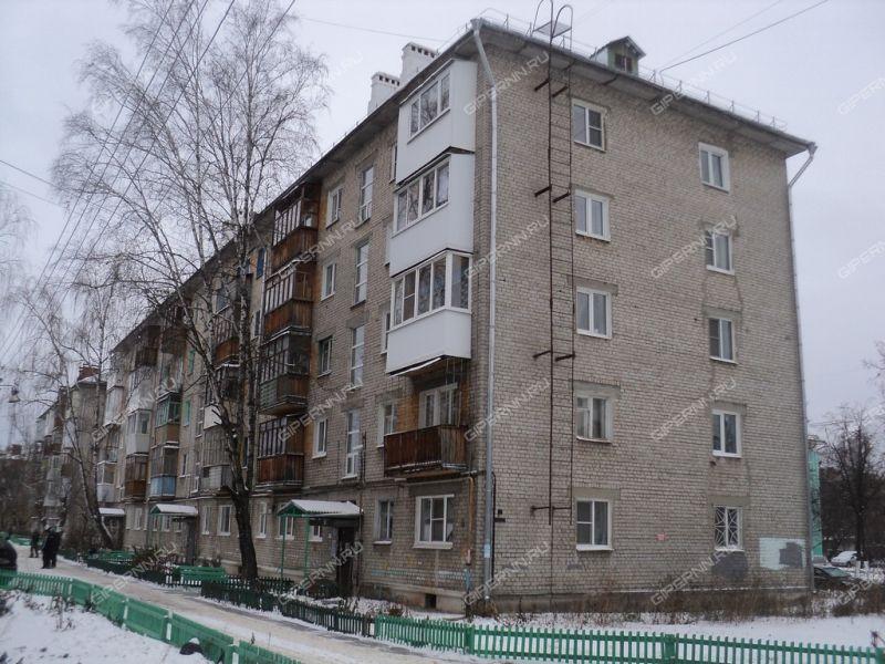 двухкомнатная квартира на бульваре Мира дом 17 город Дзержинск