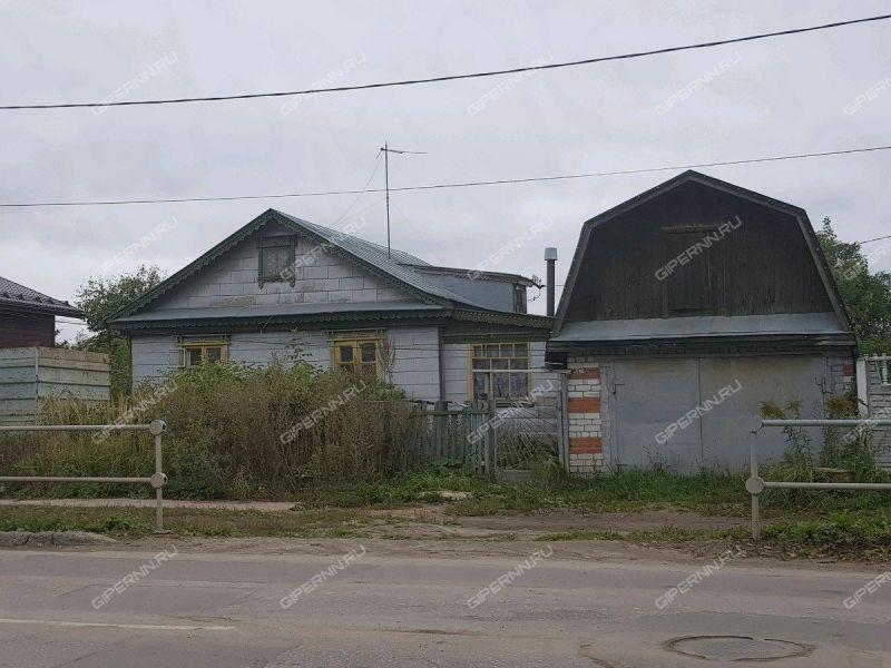 дом на улице Чванова город Кстово