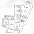 четырёхкомнатная квартира на улице Попова дом 18А город Дзержинск