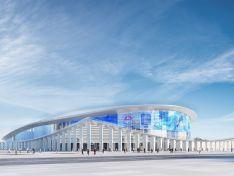 Ледовый дворец на Стрелке: станет ли он подарком для города?