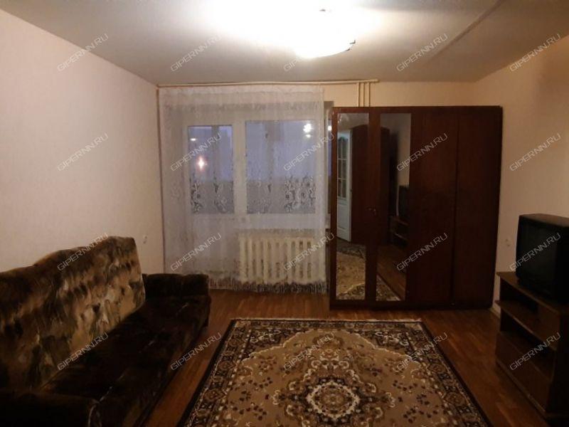 двухкомнатная квартира на улице Зелёная дом 22 город Кстово