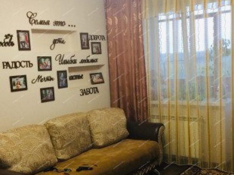 однокомнатная квартира на улице Силкина дом 2а город Саров