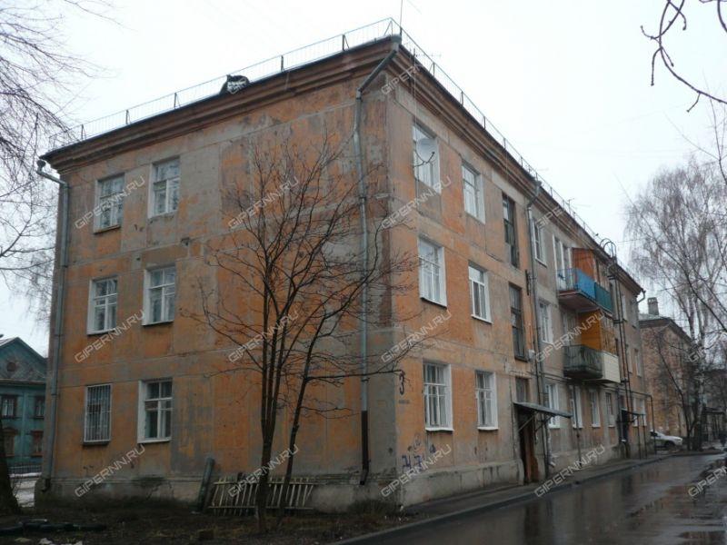 комната в доме 3 на улице Василия Иванова