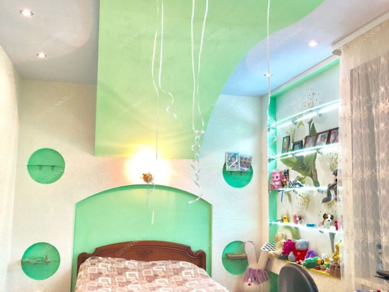 трёхкомнатная квартира на улице Свердлова дом 12 город Балахна