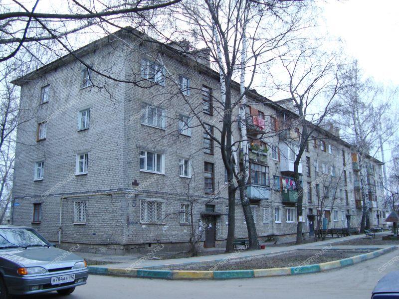 однокомнатная квартира на улице Знаменская дом 5