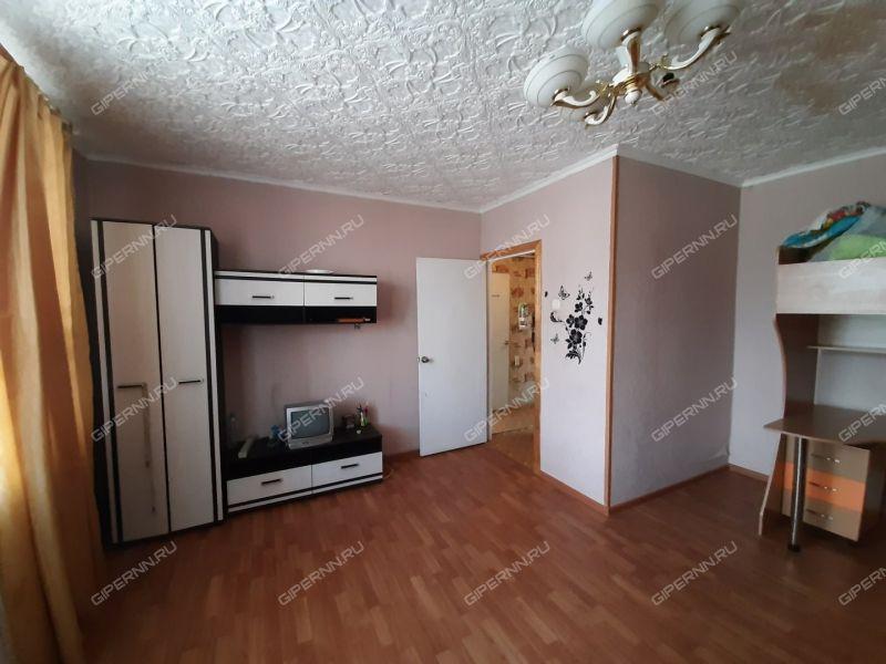 однокомнатная квартира на улице Победы дом 15 город Бор