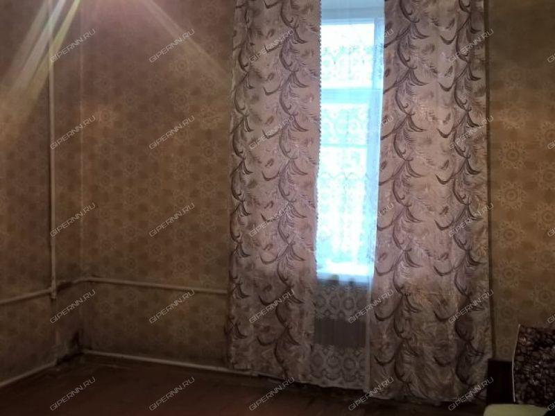 комната в доме 11 на Крановой улице
