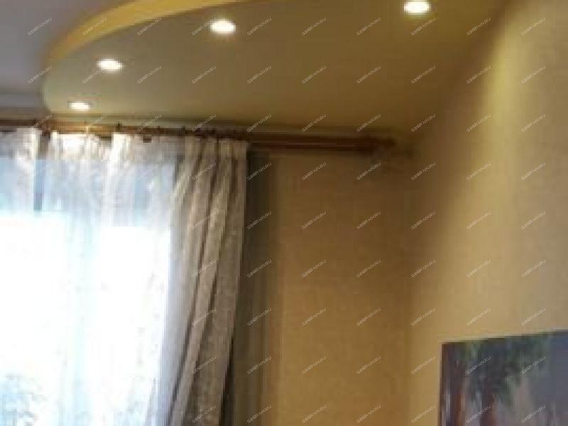 трёхкомнатная квартира на проспекте Циолковского дом 43 город Дзержинск