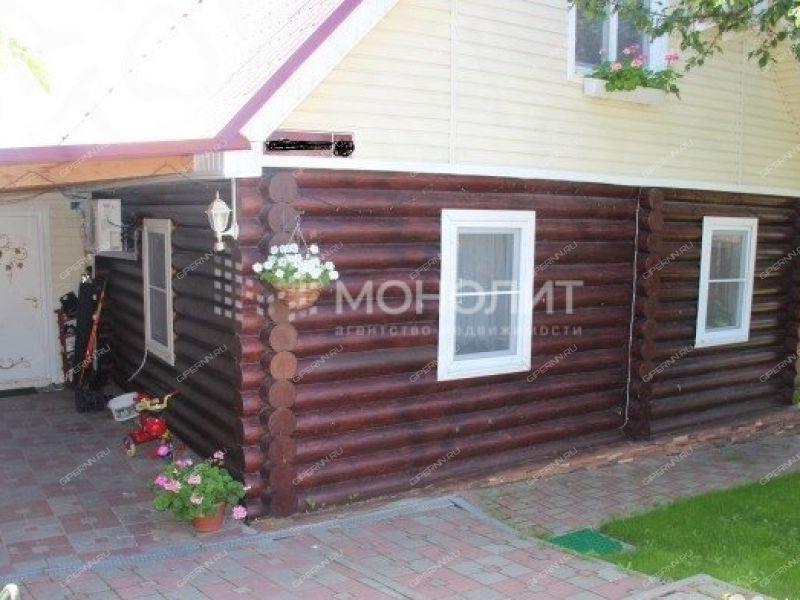 дом на улице Сосновская