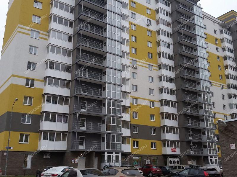 двухкомнатная квартира в новостройке на Победной улице