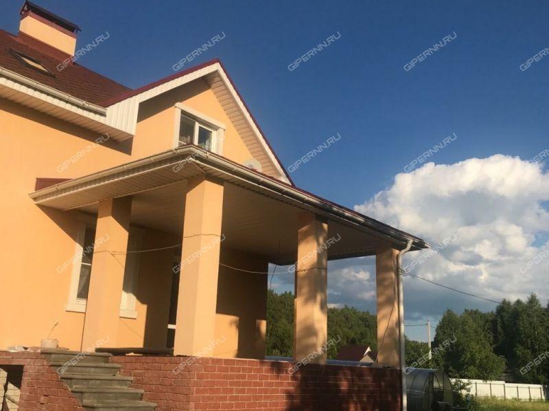 коттедж на Березовская село Афанасьево