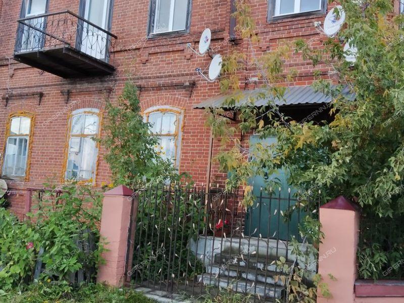 двухкомнатная квартира на Набережной улице дом 11А рабочий посёлок Варнавино