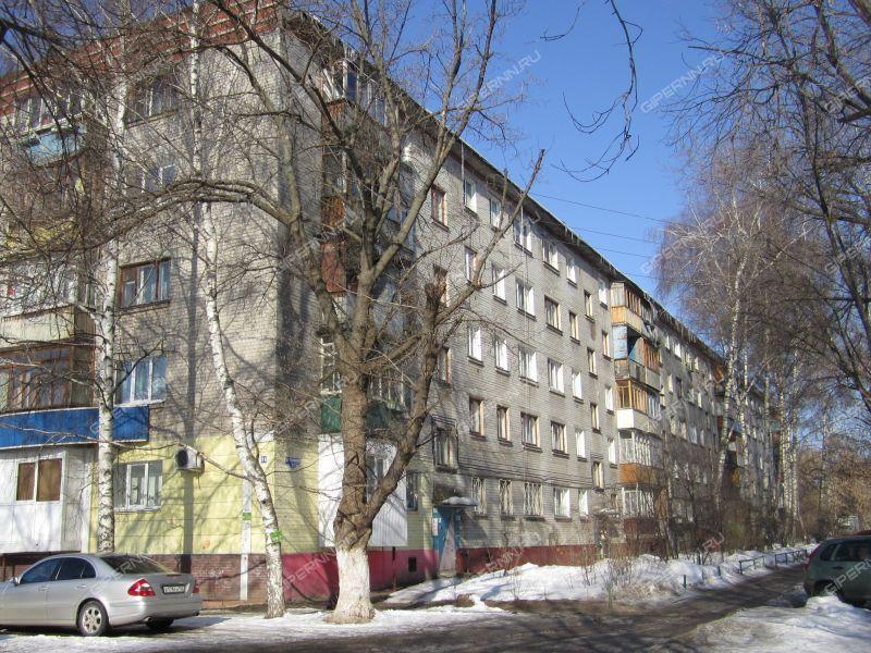 однокомнатная квартира на улице Веденяпина дом 11