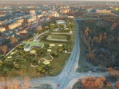 Музей Волги и павильон «Союзмультфильма»: каким будет семейный парк на Бору?