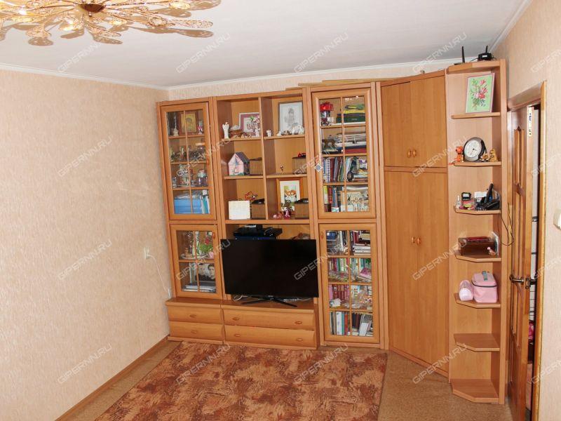 двухкомнатная квартира на бульваре 60-летия Октября дом 13