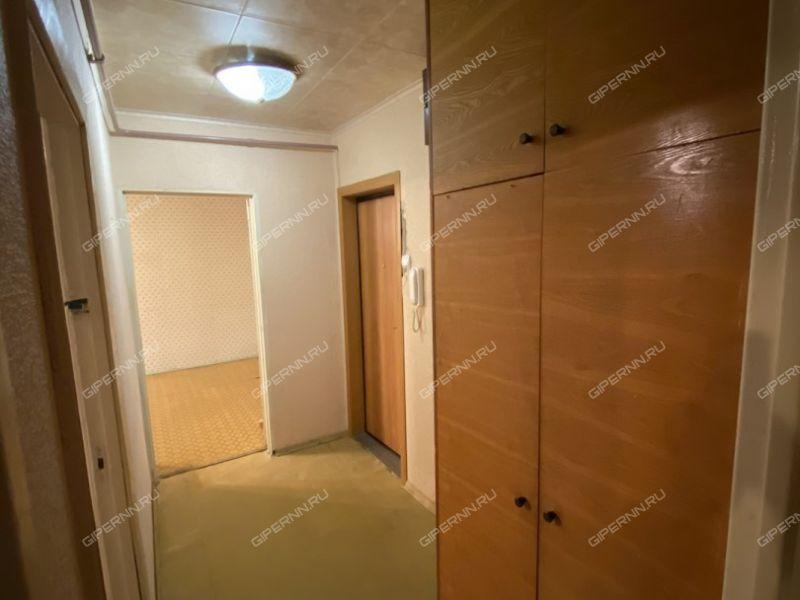 двухкомнатная квартира на улице Дзержинского дом 106 город Балахна