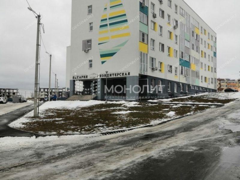 трёхкомнатная квартира на проспекте Олимпийский дом 2 посёлок Новинки