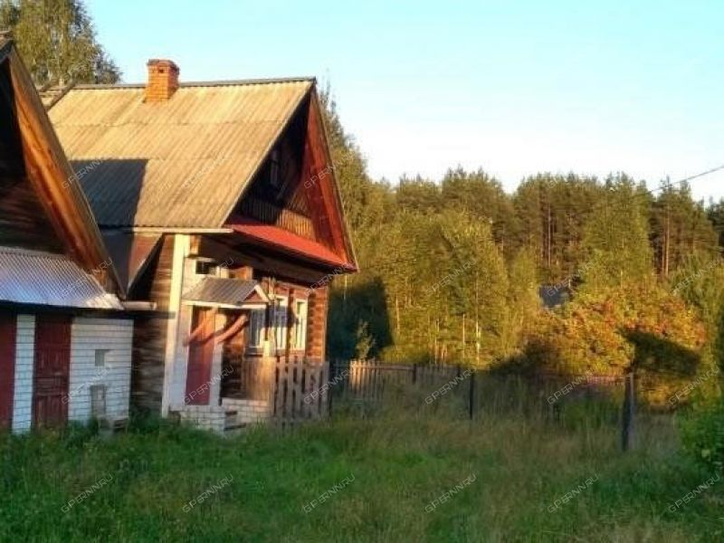 дом на  деревня Тесовая