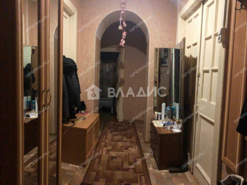 трёхкомнатная квартира на Должанской улице дом 35