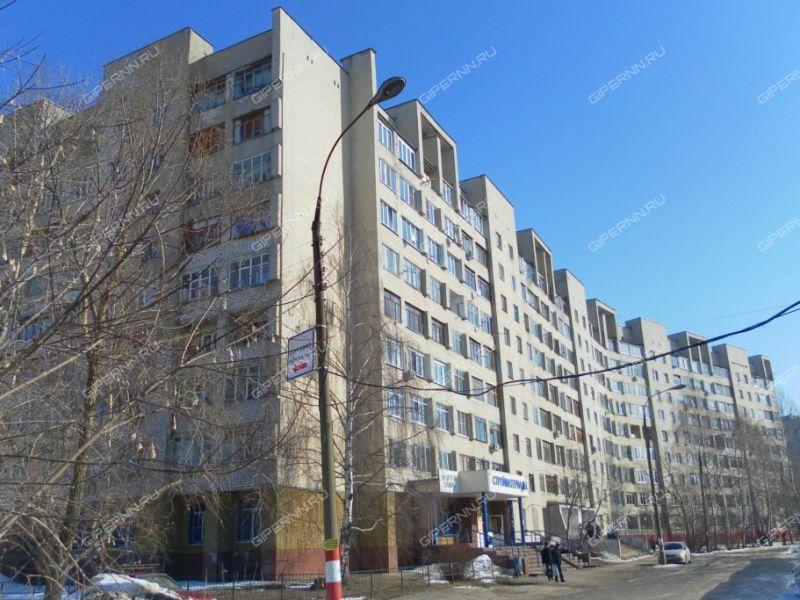 двухкомнатная квартира на улице Берёзовская дом 104а