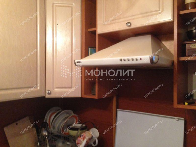 четырёхкомнатная квартира на проспекте Кирова дом 35а