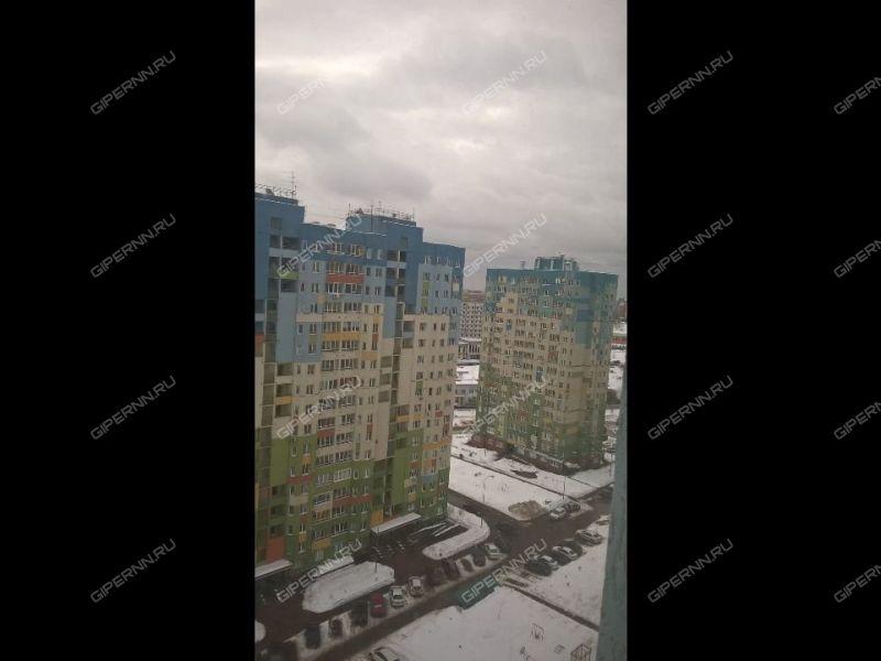 двухкомнатная квартира в новостройке на улице 40 лет Октября