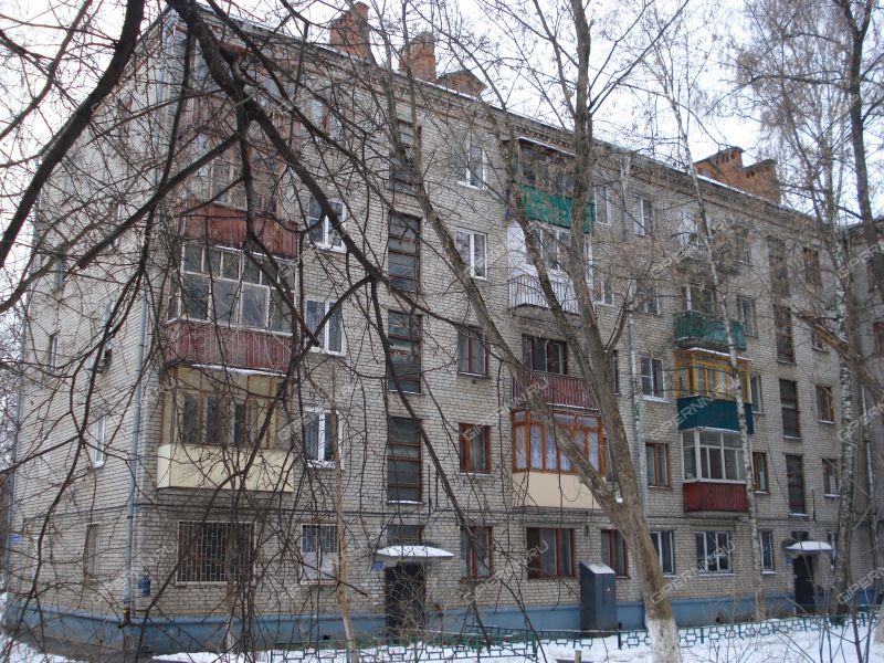 однокомнатная квартира на улице Краснодонцев дом 2