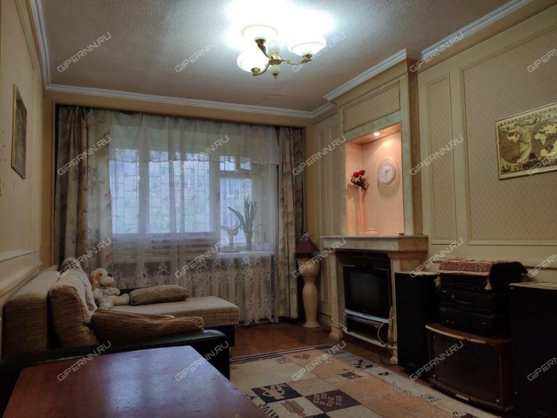 двухкомнатная квартира на улице Васильева дом 8