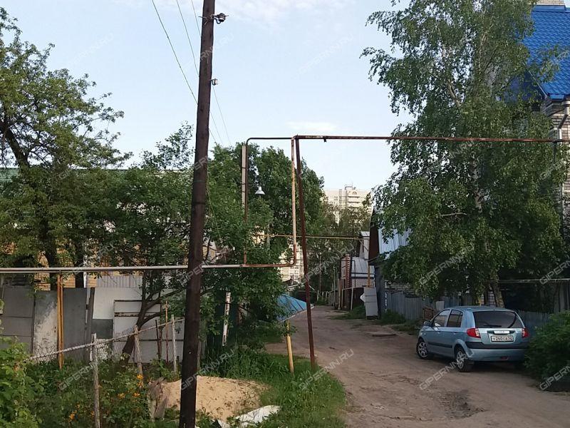 трёхкомнатная квартира в переулке Саратовский дом 8