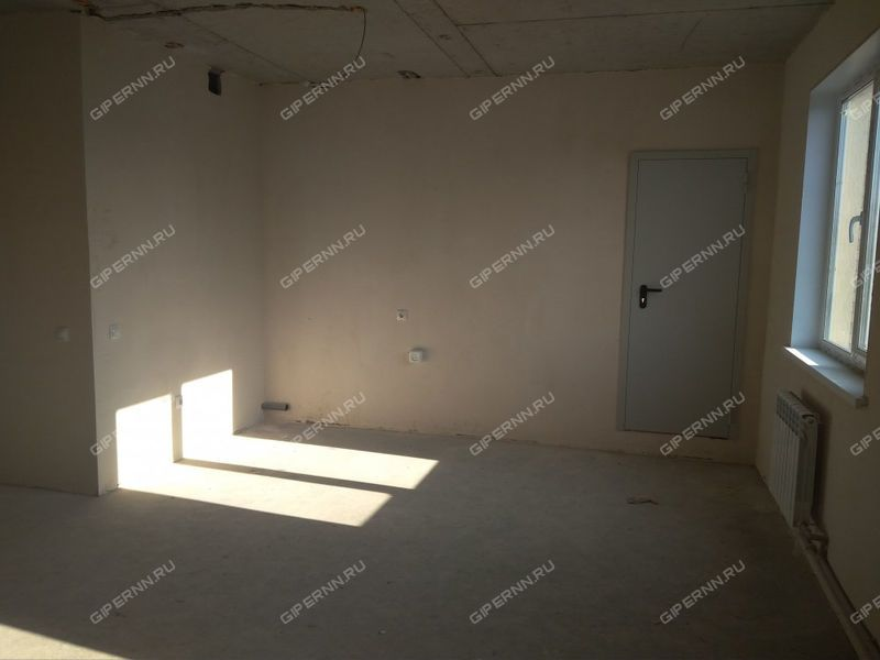 однокомнатная квартира на улице Академическая дом 10 деревня Афонино