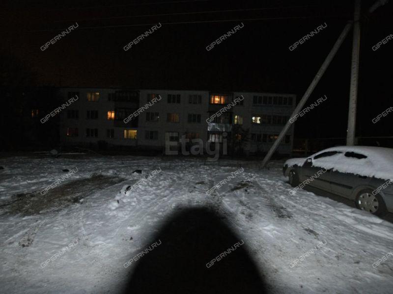 двухкомнатная квартира на улице Центральная дом 23 посёлок Новинки