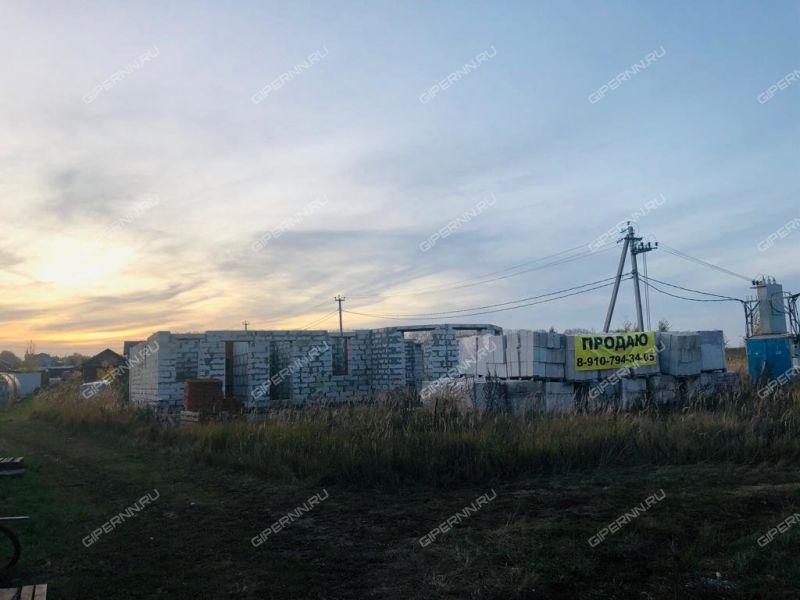 коттедж на улице Зелёная посёлок Буревестник