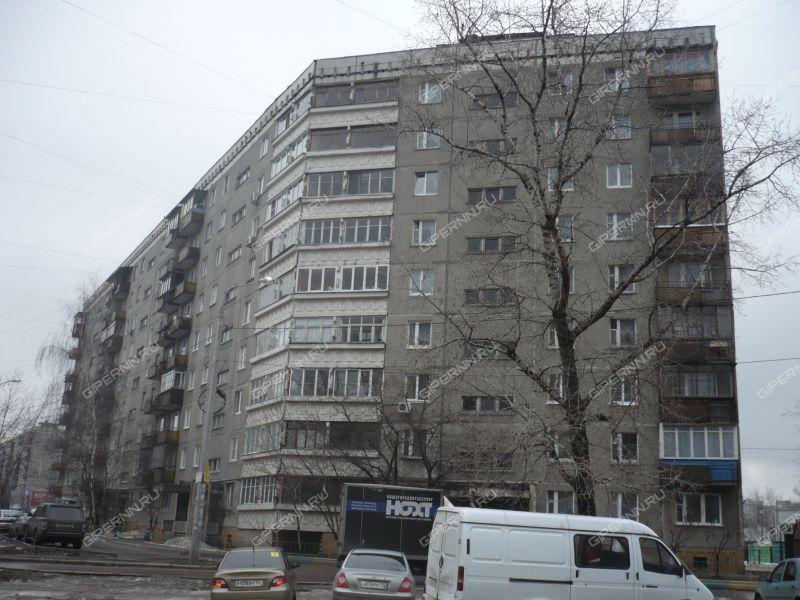 однокомнатная квартира на улице Тонкинская дом 8