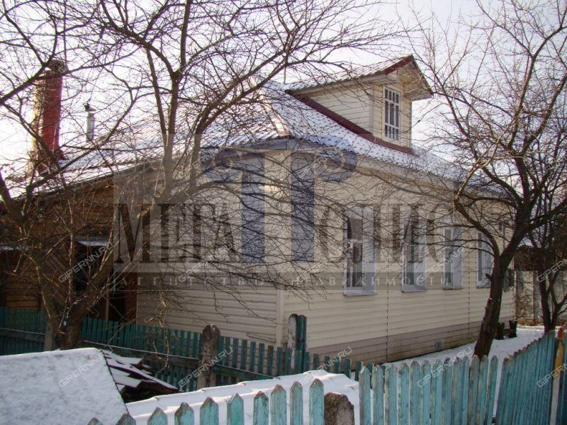 дом в переулке Стригинский