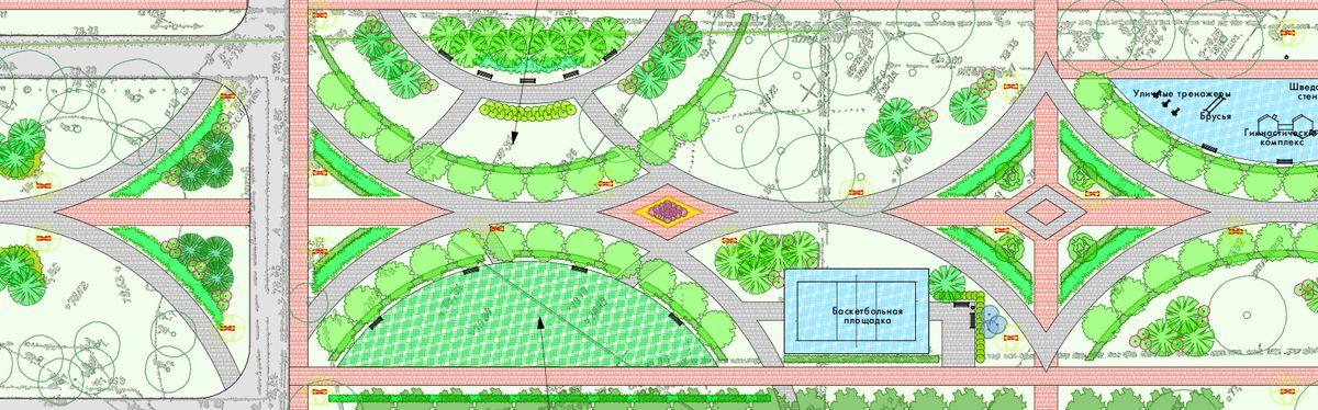 Какие парки и скверы благоустроят в 2018 году в Нижнем Новгороде? - фото 4