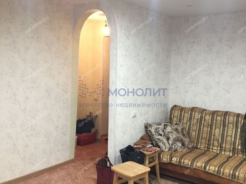 двухкомнатная квартира на улице Новая дом 65 посёлок Буревестник